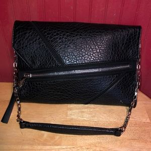 Nine West envelope style hand bag
